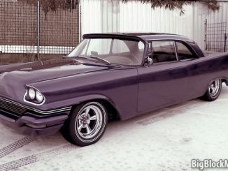 1957 Chrysler Windsor Custom - Wintertime