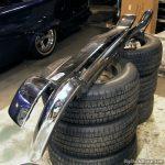 1957 Chrysler Windsor Custom - Chrome bumpers