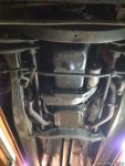1957 Chrysler Windsor Custom - 354 poly engine