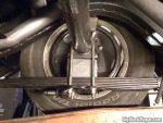 """1957 Chrysler Windsor Custom - 3"""" Lowering blocks"""