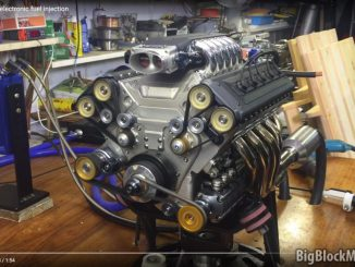 v10 Model Engine MegaSquirtv3