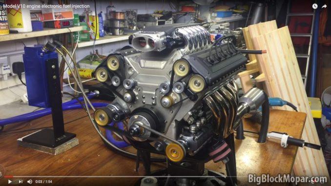 v10 Model Engine MegaSquirtv3