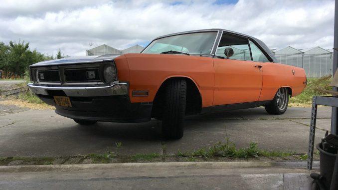 1973 Dodge Dart Wheel Camber
