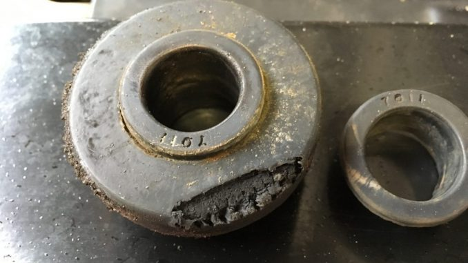 1973 Dodge Dart Front strut rod bushing