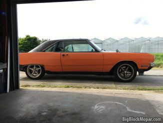 1973 Dodge Dart - Ride height