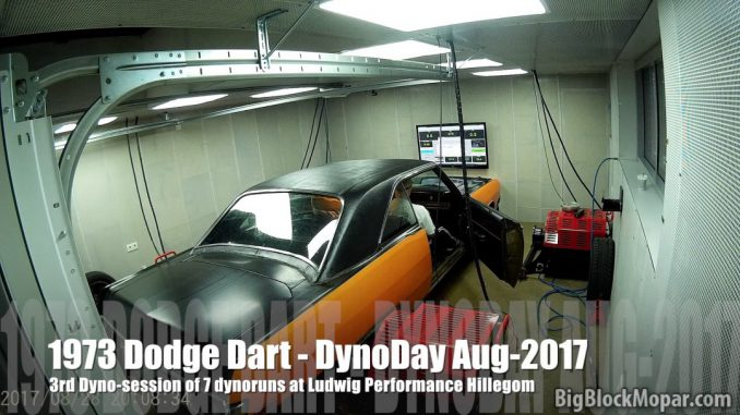 Dodge Dart DynoDay