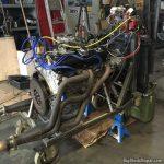 360ci engine stand