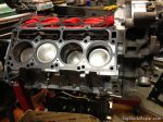 5.7L Hemi - Assembly head gaskets