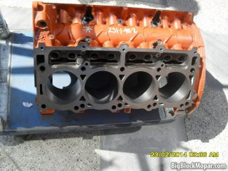 6.1L SRT Hemi engine block