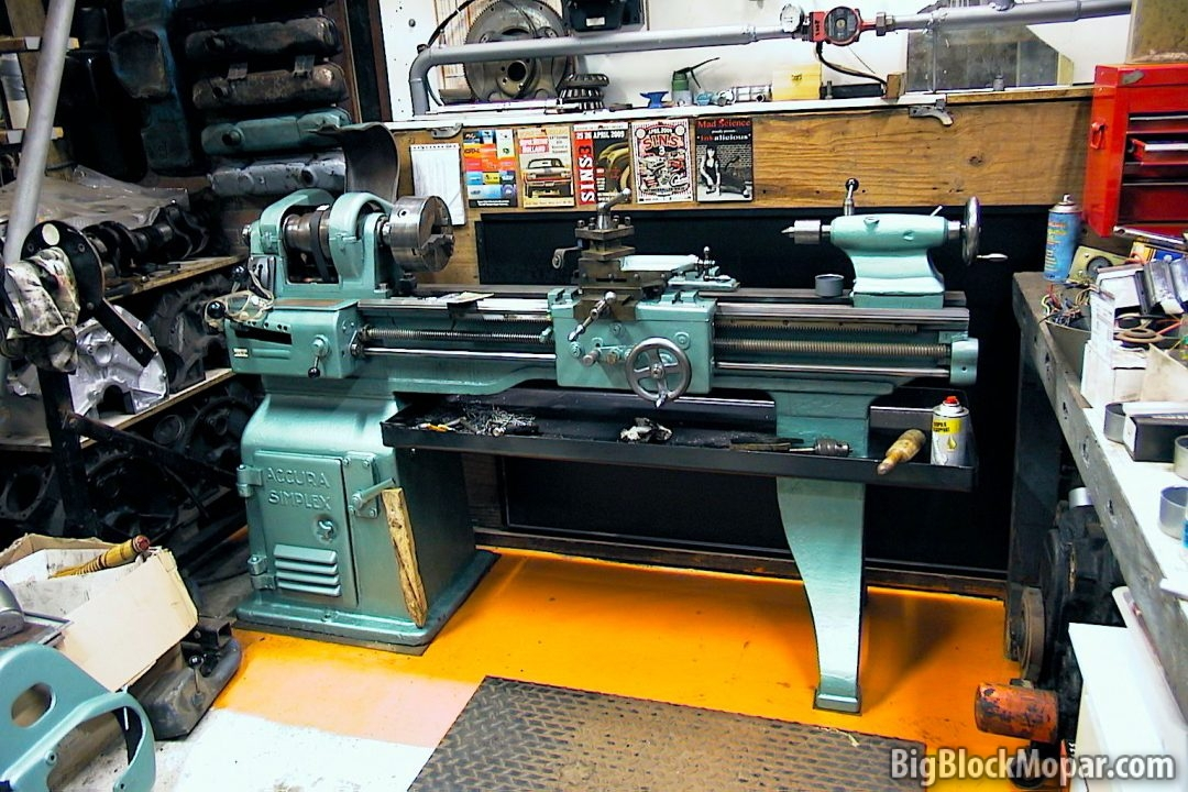 Lathe addition / suggestions - Page 2 - Don Terrill's Speed-Talk