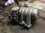 6.1L Hemi SRT engine intake manifold