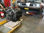 Dodge Dart 318 engine out