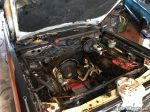 Dodge Dart - Empty engine bay