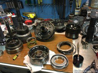 A500/42RH - Parts
