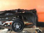 Dodge Dart Rear Fender Rust Repair