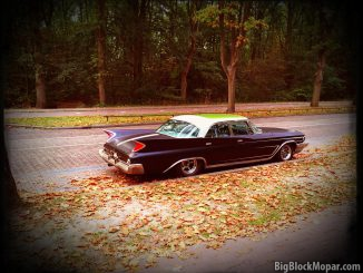1960 Chrysler NY - Autumn colors