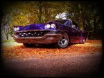 1957 Chrysler Autumn colors