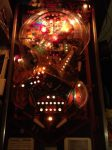 "1986 Bally-Midway ""MotorDome"" pinball machine - playfield"