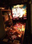 """1986 Bally-Midway """"MotorDome"""" pinball machine"""