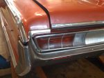 1965-Chrysler-300-Parade car - Taillight