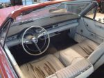 1965-Chrysler-300-Parade car - Dashboard/interior