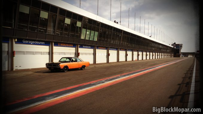 1973 Dodge Dart at Circuit Zandvoort