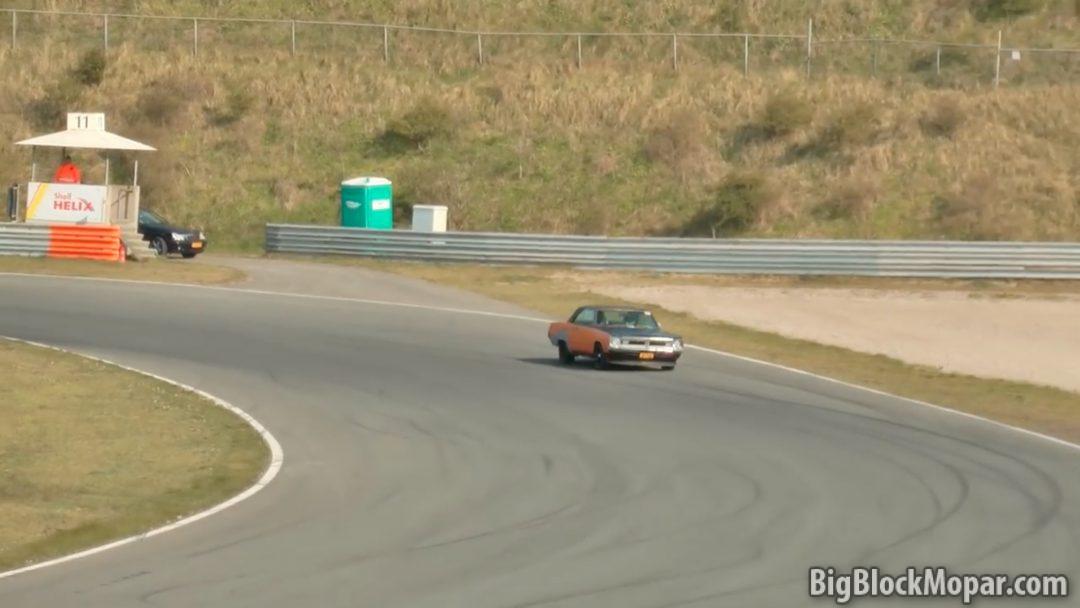 Tracktime on Circuit Zandvoort – BigBlockMopar on