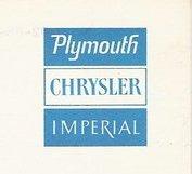 Chrysler Motors Corporation lgo